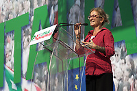 Giulietta, Teacher.<br /> <br /> Rome, 01/05/2019. This year I will not go to a MayDay Parade, I will not photograph Red flags, trade unionists, activists, thousands of members of the public marching, celebrating, chanting, fighting, marking the International Worker's Day. This year, I decided to show some of the Workers I had the chance to meet and document while at Work. This Story is dedicated to all the people who work, to all the People who are struggling to find a job, to the underpaid, to the exploited, and to the people who work in slave conditions, another way is really possible, and it is not the usual meaningless slogan: MAKE MAYDAY EVERYDAY!<br /> <br /> Happy International Workers Day, long live MayDay!