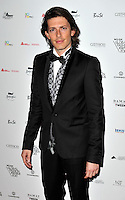 Edgardo Osorio attends the WGSN Global Fashion Awards at the Victoria & Albert Museum on October 30, 2013 in London, England