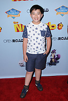 "05 August  2017 - Los Angeles, California - Albert Tsai.  World premiere of ""Nut Job 2: Nutty by Nature""  held at Regal Cinema at L.A. Live in Los Angeles. Photo Credit: Birdie Thompson/AdMedia"