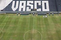 Rio de Janeiro (RJ), 28/06/2020 - Vasco-Macaé - Imagens aeresas. Partida entre Vasco e Macaé, válida pela quarta rodada da Taça Rio, realizada no Estádio de São Januário, na zona norte do Rio de Janeiro, neste domingo (28).