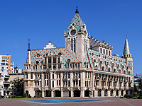 am Europaplatz, Batumi, Adscharien - Atschara, Georgien, Europa<br /> Europe Square, Batumi, Adjara,  Georgia, Europe