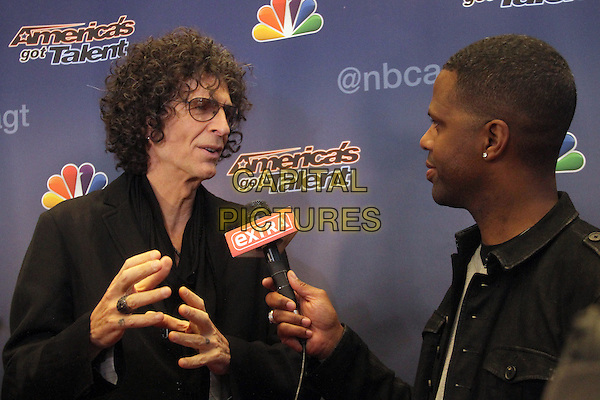 NEW YORK, NY - APRIL 4: Howard Stern at the America's Got Talent red carpet arrivals at Madison Square Garden in New York City on April 4, 2014.  <br /> CAP/MPI/RW<br /> &copy;RW/ MediaPunch/Capital Pictures