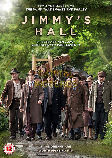 Jimmy's Hall (2014) <br /> BRITISH DVD COVER ART<br /> *Filmstill - Editorial Use Only*<br /> CAP/FB<br /> Image supplied by Capital Pictures