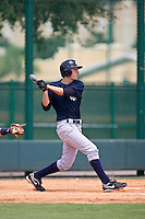7-25-2009: Judd Golsan of the Gulf Coast League Yankess during the game in Orlando, Florida. The GCL Yankees are the Rookie League affiliate of the New York Yankees. Photo By Scott Jontes/Four Seam Images