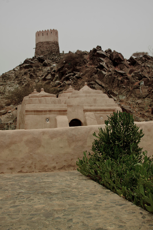The First Mosque in the United Arab Emirates,