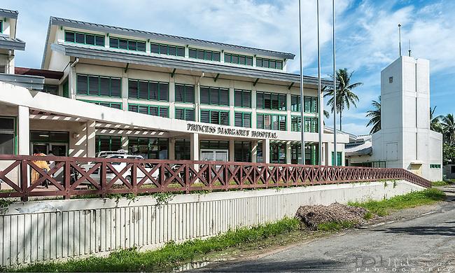 Princess Margaret Hospital in Funafuti, Tuvalu