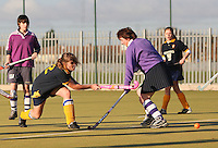 Romford HC Ladies vs County Wanderers HC Ladies 06-12-08