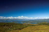 Loch Linnhe and Ardgour from Beinn Lora, Benderloch, Argyll & Bute