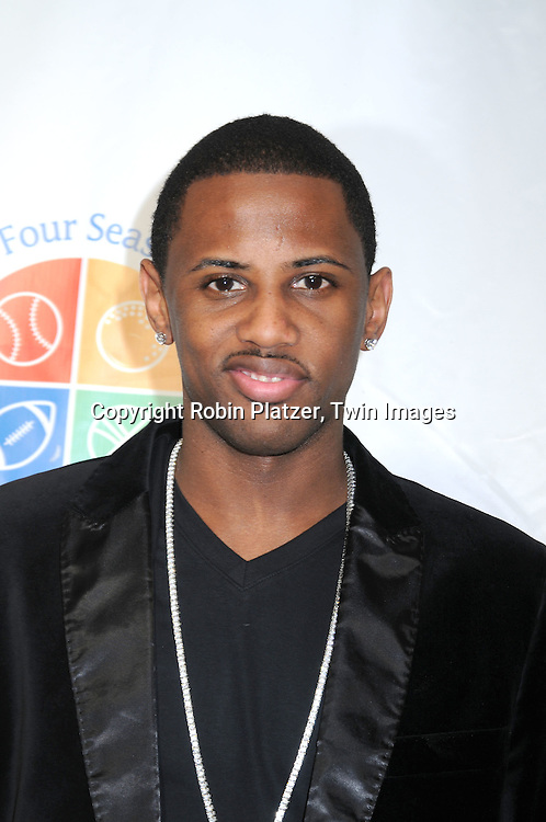 singer Fabolous..attending Samsung's 8th Annual Four Seasons of Hope Gala on June 16, 2009 at Cipriani's Wall Street in New York City. ..Robin Platzer, Twin Images