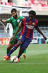 2014-08-30-FC Barcelona B vs CE Sabadell: 3-1.