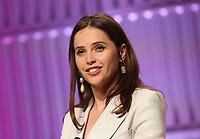 LOS ANGELES, CA - NOVEMBER 2: Felicity Jones, at TheWrap's Power Women's Summit Inside at the InterContinental Hotel in Los Angeles, California on November 2, 2018. Credit: Faye Sadou/MediaPunch