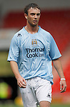 Manchester City's Stephen Ireland
