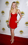 HOLLYWOOD, CA. - August 16: Actress Helena Mattsson arrives at the third annual Hot in Hollywood held at Avalon on August 16, 2008 in Hollywood, California.