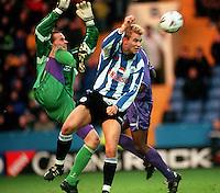 Sheffield Wednesday v Tottenham Hotspurs 9.1.99