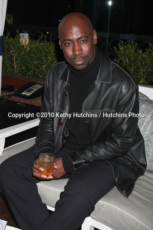 D.B. Woodside.attending The Julep Ball Kentucky Derby Prelude Party .The London West Hollywood Hotel Rooftop .Los Angeles, CA.January 14, 2010.©2010 Kathy Hutchins / Hutchins Photo....