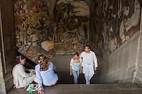 città del Messico, Palazo Nazionale