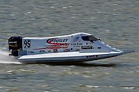 Mark Welch, (#95)   (F2 class/SST-120)