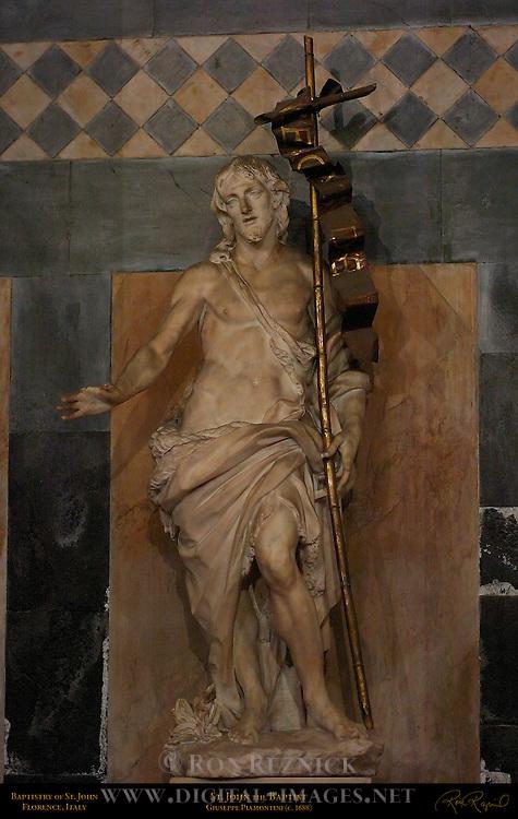 St. John the Baptist Piamontini Baptistry of San Giovanni Florence