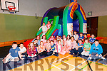 Listowel Community Centre Summer Camp: Children from the Listowel area pictured at the Listowel Community Centre Summer camp last Friday.