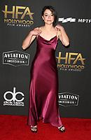 BEVERLY HILLS, CA - NOVEMBER 5: Tatiana Maslany, at The 21st Annual Hollywood Film Awards at the The Beverly Hilton Hotel in Beverly Hills, California on November 5, 2017. <br /> CAP/MPI/FS<br /> &copy;FS/MPI/Capital Pictures