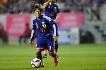 Shinobu Ohno (JPN), <br /> MAY 28, 2015 - Football / Soccer : Kirin Challenge Cup 2015 match between Womens Japan and Womens Italy at Minami Nagano Sports Park, Nagano, Japan. <br /> (Photo by AFLO) [2268]
