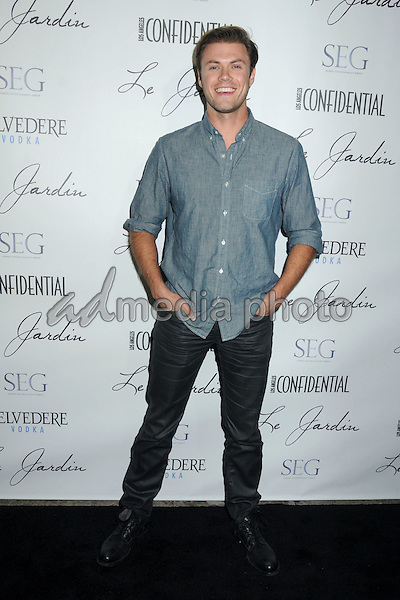 4 June 2015 - Hollywood, California - Blake Cooper Griffin. Le Jardin Grand Opening held at Le Jardin. Photo Credit: Byron Purvis/AdMedia