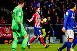 Nikola Kalinic of Atletico de Madrid reacts during the La Liga 2018-19 match between Atletico de Madrid and Athletic de Bilbao at Wanda Metropolitano, on November 10 2018 in Madrid, Spain. Photo by Diego Gouto / Power Sport Images