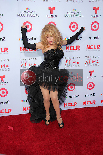 Charo<br /> at the 2013 NCLR ALMA Awards Arrivals, Pasadena Civic Auditorium, Pasadena, CA 09-27-13<br /> David Edwards/Dailyceleb.com 818-249-4998