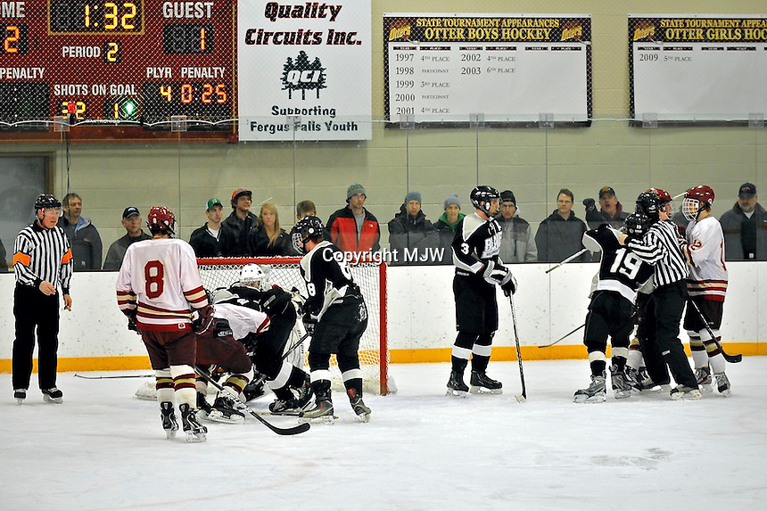 section playoff,  roughing