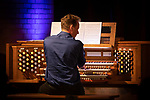 Kings College - Organ Donors Concert, 7 March 2019