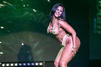 CIDADE DO MÉXICO, MÉXICO, 30.09.2019 - MISS-BUMBUM - Bruna Valentim durante a final do concurso Miss Bumbum World na  ForoTotal Play na Cidade do México na capital mexicana nesta segunda-feira, 30.  (Foto: William Volcov/Brazil Photo Press)