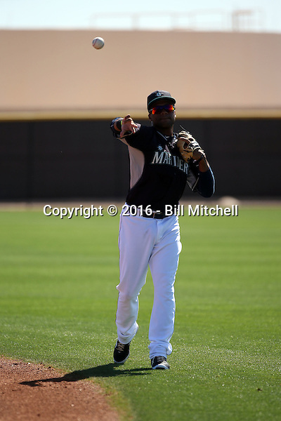 Gianfranco Wawoe - Seattle Mariners 2016 spring training (Bill Mitchell)
