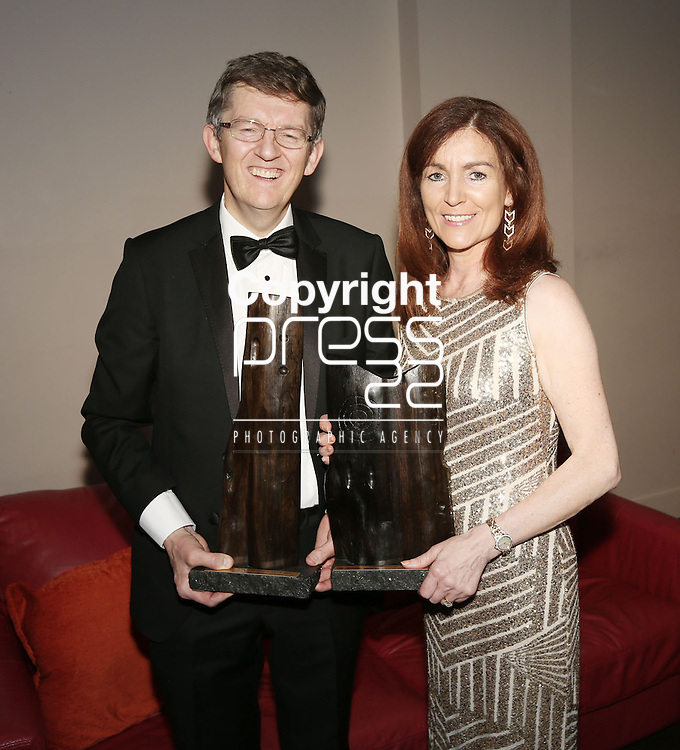 21/11/2014    Chamber Presidents Dinner and the Limerick Chamber Regional Business Awards 2014 in the Strand Hotel were <br /> Picture Liam Burke/Press 22