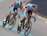 August 21, 2011:   The Australian Team Time Trial Team in action during the Winslow BMW U.S. Grand Prix of Sprinting at the 7-Eleven Velodrome, Colorado Springs, CO... ...