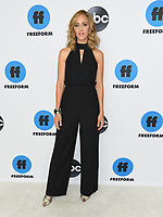 05 February 2019 - Pasadena, California - Kim Raver. Disney ABC Television TCA Winter Press Tour 2019 held at The Langham Huntington Hotel. <br /> CAP/ADM/BT<br /> &copy;BT/ADM/Capital Pictures