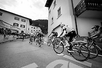 riders up the very steep Fai Della Paganella climb (15%)<br /> <br /> stage 16: Bressanone/Brixen - Andalo 132km<br /> 99th Giro d'Italia 2016