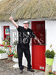 Frank Godfrey at the ceili in Frank's Country Cottage, Donore. Photo:Colin Bell/pressphotos.ie