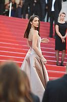 Hadid, Bella<br /> 11-05-2018 Cannes <br /> 71ma edizione Festival del Cinema <br /> Foto Panoramic/Insidefoto