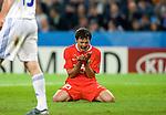 Diniyar Bilyaletdinov at Euro 2008, RUS-GRE, 06142008, Salzburg, Austria
