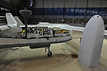A UAV at a workshop of IAI (Israel Aerospace Industries).<br />