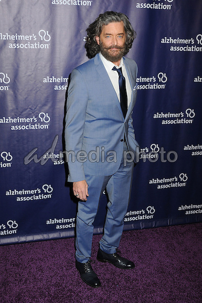 """18 March 2015 - Beverly Hills, California - Timothy Omundson. 23rd Annual """"A Night at Sardi's"""" Benefit for the Alzheimer's Association held at The Beverly Hilton Hotel. Photo Credit: Byron Purvis/AdMedia"""
