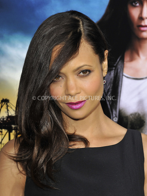 WWW.ACEPIXS.COM....March 26 2013, LA....Thandie Newton arriving at the 'Rogue' Los Angeles premiere at ArcLight Hollywood on March 26, 2013 in Hollywood, California.....By Line: Peter West/ACE Pictures......ACE Pictures, Inc...tel: 646 769 0430..Email: info@acepixs.com..www.acepixs.com