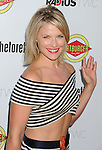 HOLLYWOOD, CA - AUGUST 23: Ali Larter arrives at the Los Angeles premiere of 'Bachelorette' at the Arclight Hollywood on August 23, 2012 in Hollywood, California.