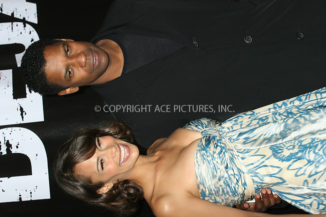 WWW.ACEPIXS.COM ** ** ** ....November 20, 2006, New York City. ....Denzel Washington and Paula Patton attend the Premiere of 'Deja Vu'. ....Please byline: John Ward -- ACEPIXS.COM....Please note:.... **THIS IMAGE IS NOT FOR SALE IN THE USA**.... *** ***  ..Ace Pictures, Inc:  ..Philip Vaughan (212) 243-8787 or (646) 769 0430..e-mail: info@acepixs.com..web: http://www.acepixs.com