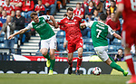 Andy Considine with Grant Holt and John McGinn