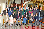 Killarney groups that won the category's at the Killarney St Patricks day awards ceremony in the International Hotel, Killarney on Thursday night front row l-r: Donal O'Grady Committee, Katie O'Donoghue, Laetitia Mangin KASI, Sean Grady committee, Bernard Tangney Killarney Wheelchair Association, Norina O'Connor Raheen Community Playgroup, Anne Marie Kennelly Committee. Middle row: Joe Bourke Locum, Jane Curran Kerry Stars, Padraig O'Connor Killarney Celtic, John Lenihan Killarney Town Council, Michael F O'Connor Listry Community Centre, Stella Moloney Legion GAA, Pat Connell Vintage Car. Back row: Patrick O'Donoghue Town Council, Cathal Walshe Ring of Kerry Cycle, Junior Finnegan Killarney Rugby Club, Pam Brosnan Killarney Musical Society, Pat O'Mahony Killarney Men's Shed, Patrick O'Sullivan, John Healy, Martin Grady and Oliver Kirwin all committee members....