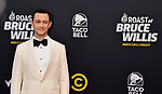 HOLLYWOOD, CA - JULY 14: Joseph Gordon-Levitt arrives at the Comedy Central Roast Of Bruce Willis at the Hollywood Palladium on July 14, 2018 in Los Angeles, California.