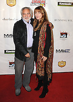 www.acepixs.com<br /> <br /> February 6 2017, LA<br /> <br /> Jane Seymour and David Green attends the premiere of 'Running Wild' at the TCL Chinese Theatre on February 6, 2017 in Hollywood, California. <br /> <br /> By Line: Peter West/ACE Pictures<br /> <br /> <br /> ACE Pictures Inc<br /> Tel: 6467670430<br /> Email: info@acepixs.com<br /> www.acepixs.com
