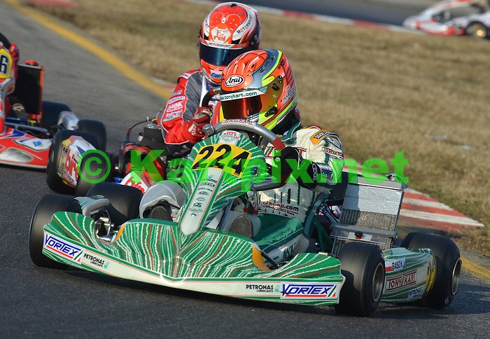 South Garda Karting's 18th Winter Cup