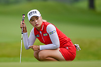 Jeongeun6 Lee (KOR) looks over her putt on 11 during the round 1 of the KPMG Women's PGA Championship, Hazeltine National, Chaska, Minnesota, USA. 6/20/2019.<br /> Picture: Golffile | Ken Murray<br /> <br /> <br /> All photo usage must carry mandatory copyright credit (© Golffile | Ken Murray)